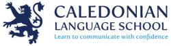 логотип Caledonian Language School