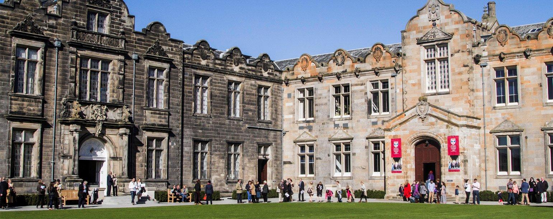 Университет Сент Эндрюс - структура, особенности и подход к обучению