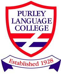логотип Purley Language College
