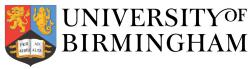 logotype University of Birmingham